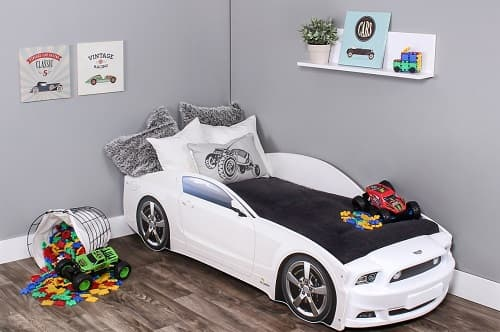cama auto niños comprar