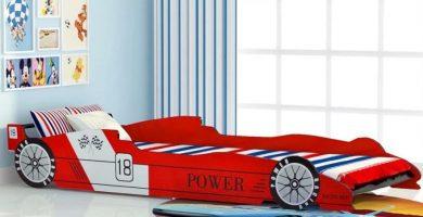 cama coche infantil