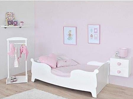 cama estilo montessori