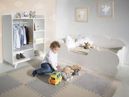 cama metodo montessori