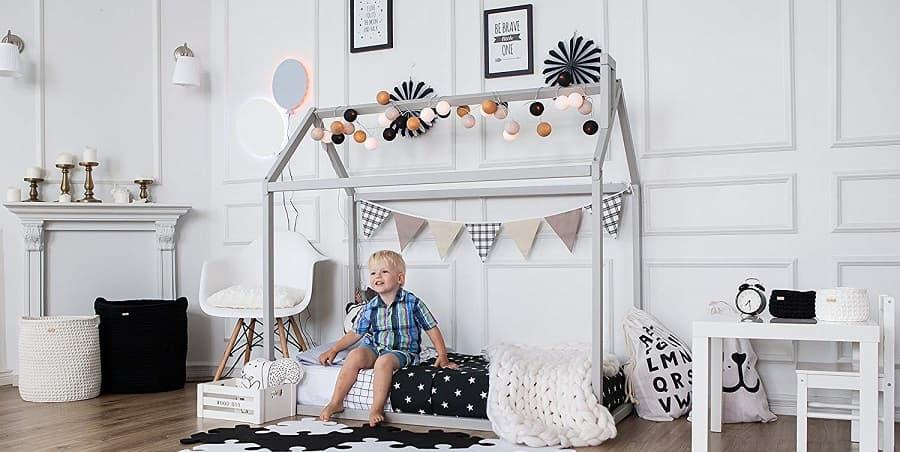 cama montessori casita INFANTIL