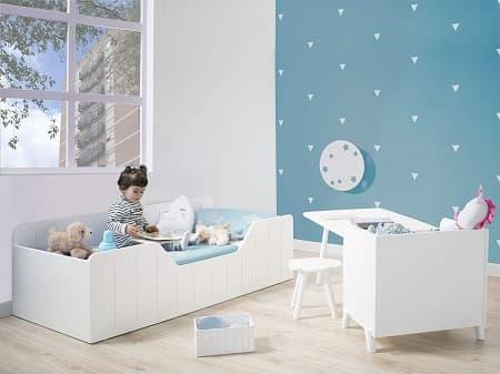 camas infantiles montessori
