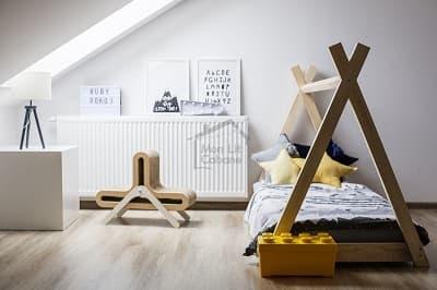 venta camas infantiles bajitas tipi
